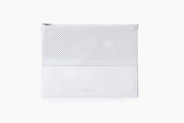 Rivage Blanc Perforated