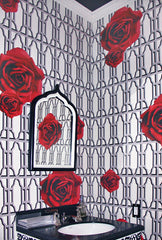 Hollywood Garden Wallpaper by Circa Wallcovering