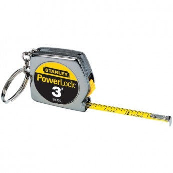 Stanley 3' metal tape measure