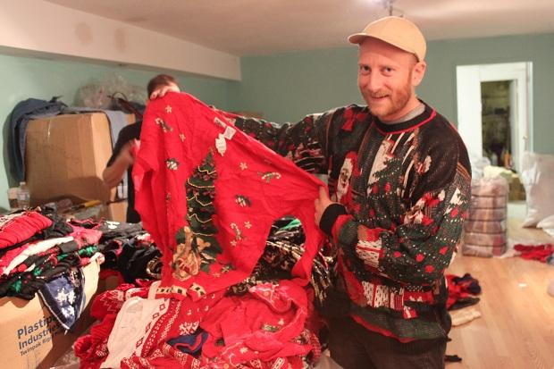 Wholesale Ugly Christmas Sweaters!