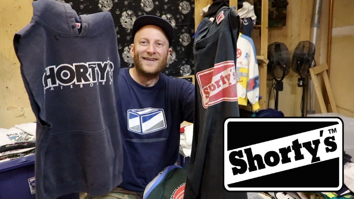 Vintage Shorty's Tshirt Collection