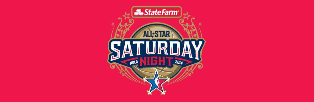 2014 nba all star saturday night