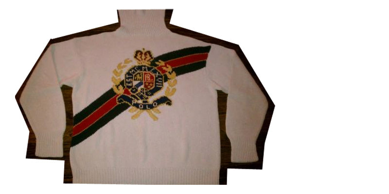 Polo-crest-sweater