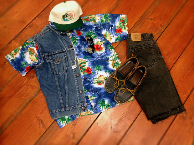 4a4512f1 Vintage Hawaiian Shirts here at Vancouver Frank! – F As In Frank ...