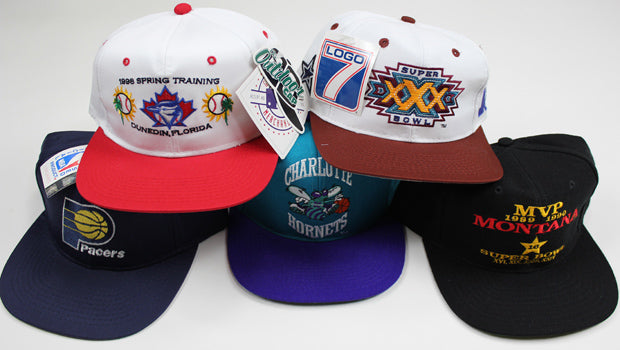 FREE VINTAGE SNAPBACK - (with any website purchase over  100 ... 76877b14493