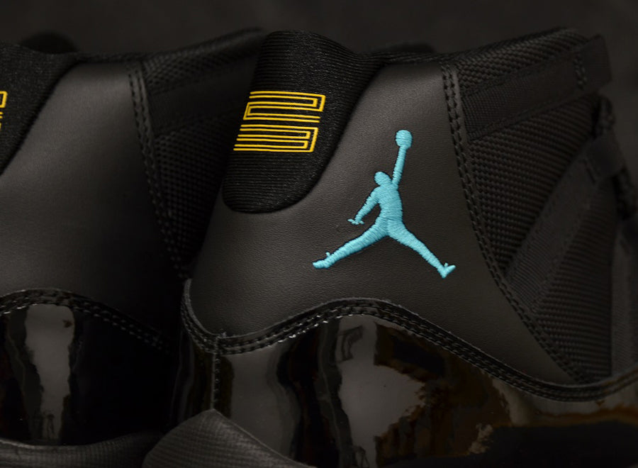 official photos 0611b b0c36 ... for the release on December 21st, 2013. Air Jordan XI Color  Black Gamma  Blue-Varsity Maize Style    378037-006 Release date  12 21 13 Price   185usd