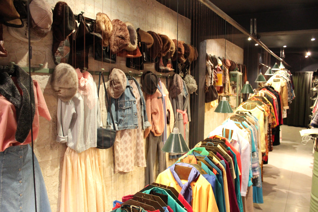 Top 10 vintage shop in Paris, France  – F As In Frank Vintage