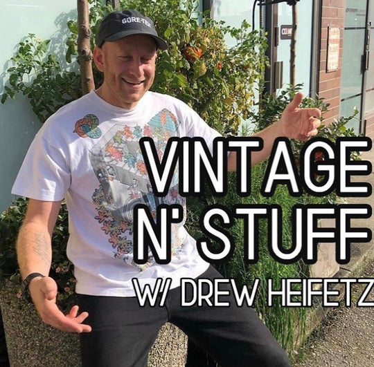 Vintage N' Stuff Podcast
