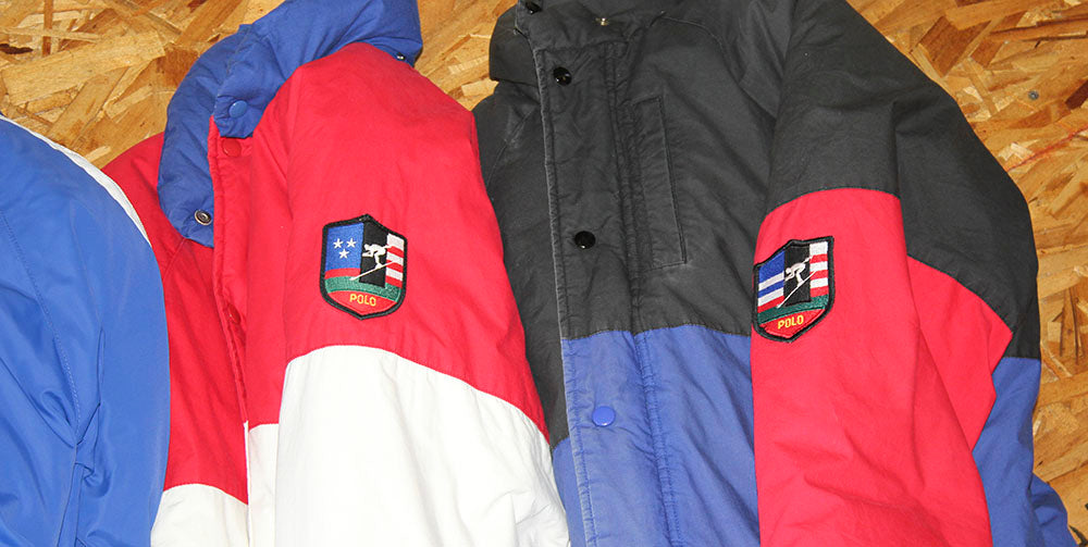 Vintage Polo Goose Down Jackets F As In Frank Vintage