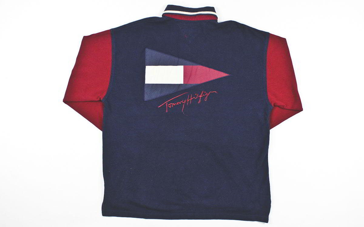 tommy-vintage-Sailing-rugby-shirt