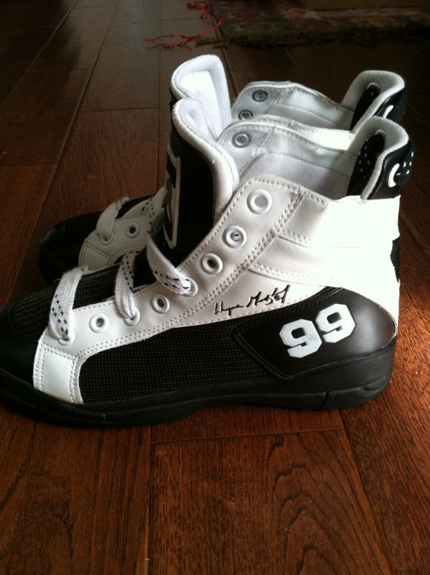 la gear wayne gretzky street hockey shoes � f as in frank
