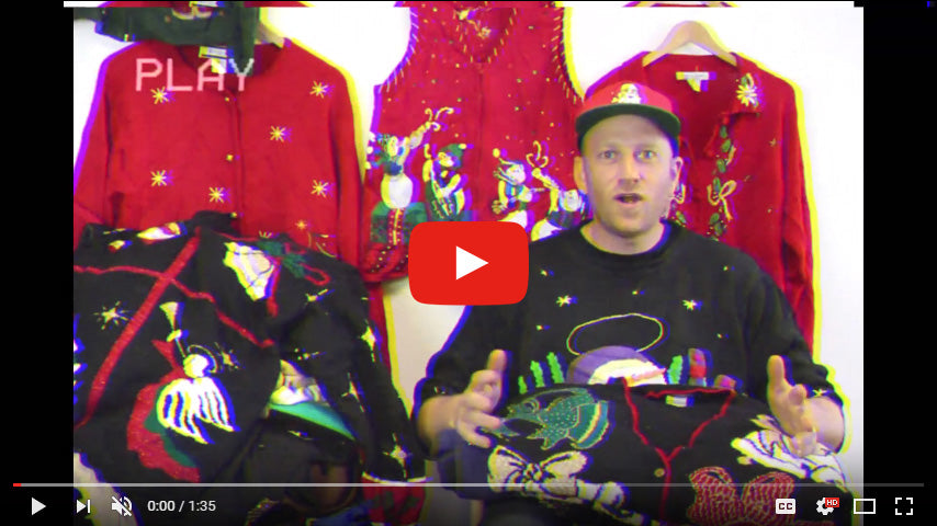 F as in Frank | Home of the Ugly Christmas Sweater