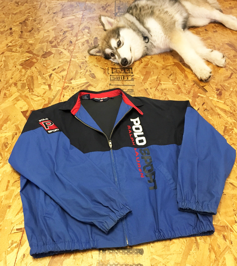... Above - Polo Sport Jacket ...