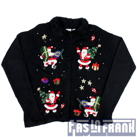 email your orders to salesfasinfrankvintagecom or call 1 604 568 6410 - Vintage Christmas Sweater