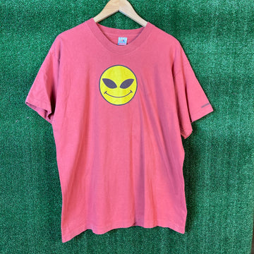 Vintage Alien Where? T Shirt