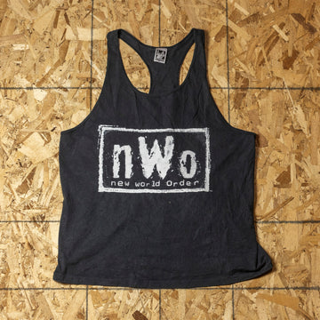 Vintage New World Order Tank Top sz XL