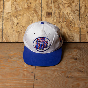 Vintage NBA Team Up Snapback Hat
