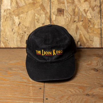 Vintage The Lion King Strapback Hat