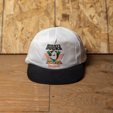 Vintage Mighty Ducks Snapback Hat