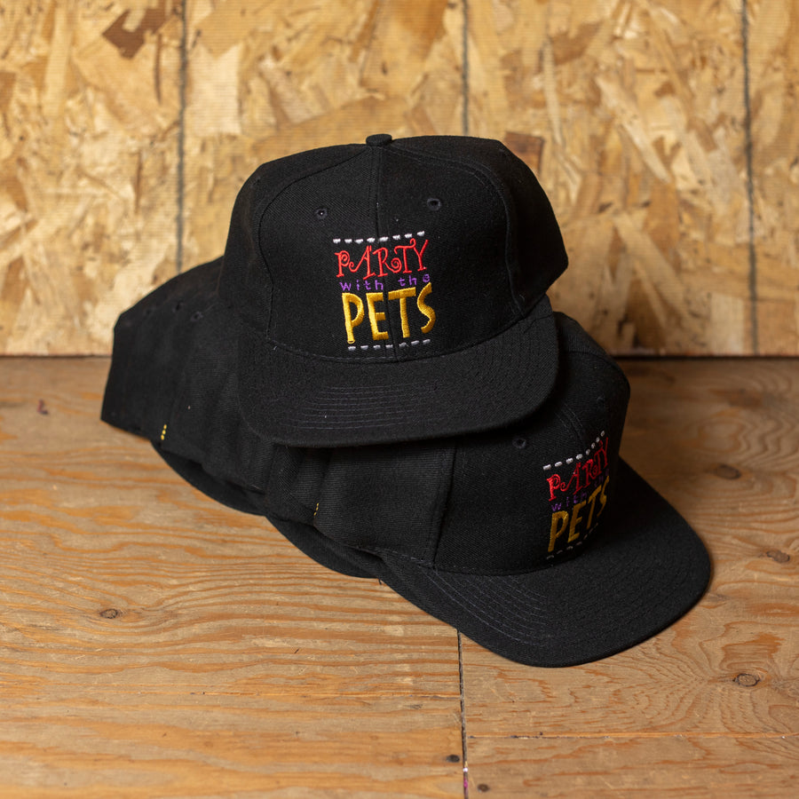 Wholesale Deadstock Penthouse Party with Pets Snapback Hats (Lot of 12)