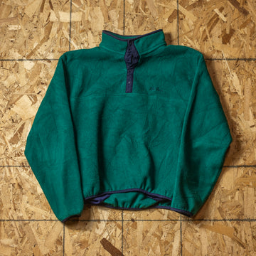 Vintage L.L. Bean Fleece Sweater sz M