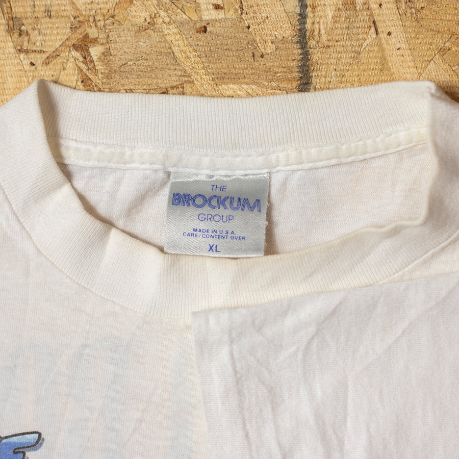 Vintage 90's Beach Boys Single Stitch T-Shirt sz XL