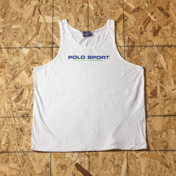 Vintage Polo Sport Tank Top sz XL