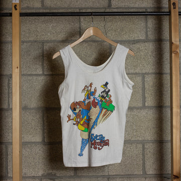 Vintage Splash Mountain Single Stitch Tank Top sz S