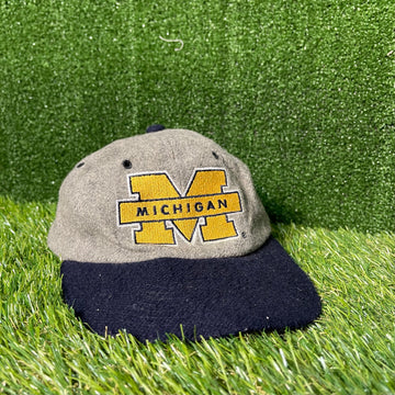 University of Michigan Starter Strap Back Hat