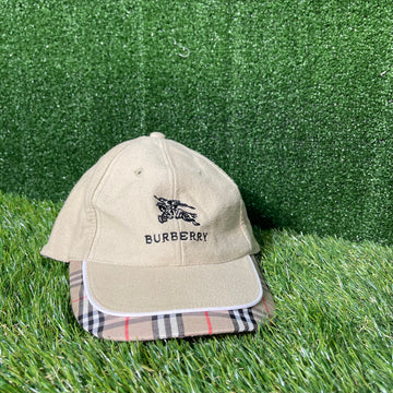 Burberry Strap Back Hat