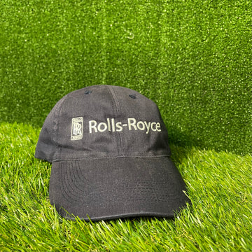 Rolls-Royce Navy Blue Strap Back Hat