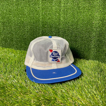 Blue Ribbon Full Mesh Snap Back Trucker Hat