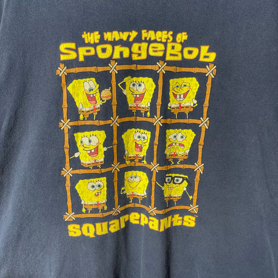 Sponge Bob Squarepants Long Sleeve