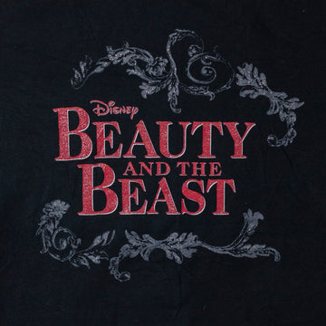 Vintage Beauty and the Beast T-Shirt sz M