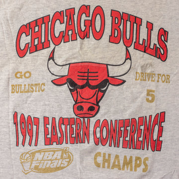 Vintage 90's Chicago Bulls T-Shirt sz XL