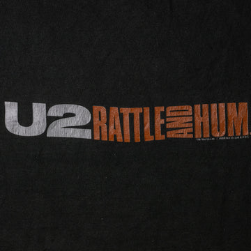 Vintage U2 Rattle and Hum T-Shirt sz L