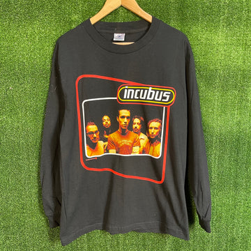 Deadstock Incubus Long Sleeve Shirt