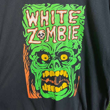 Deadstock White Zombie T Shirt