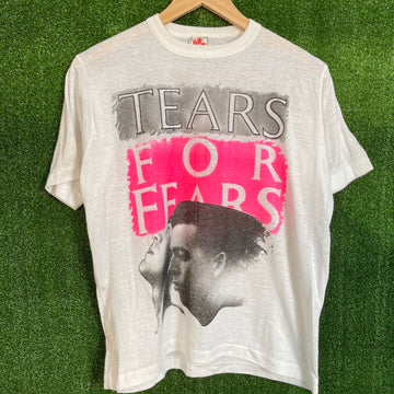 Deadstock Tears For Fear T Shirt