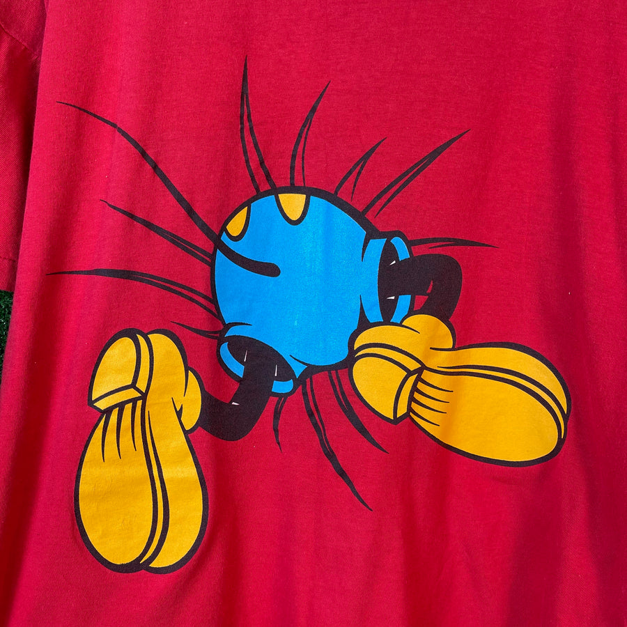 Vintage Jump Out Mickey Mouse T Shirt