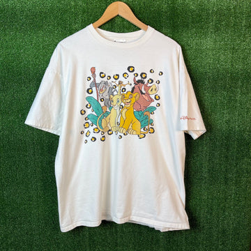 Vintage Disney Lion King T Shirt