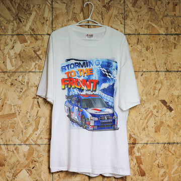 Deadstock Vintage Storming To The Front Nascar Racing T-Shirt