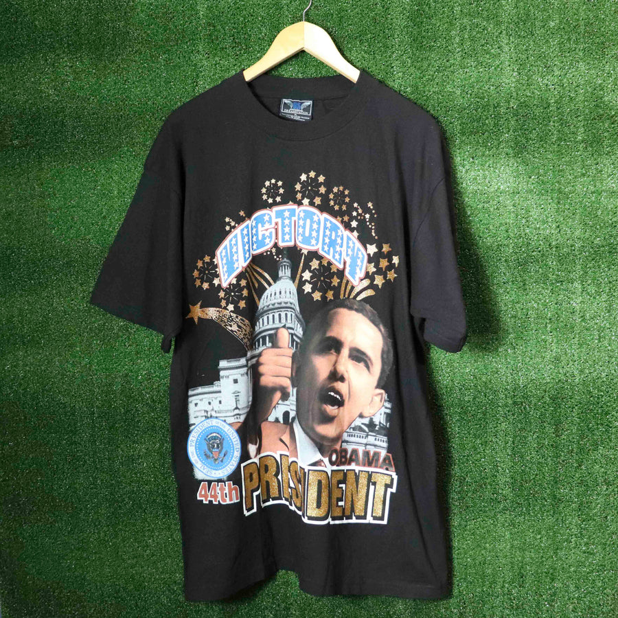 Vintage Barack Obama 44th President T-Shirt SZ XL