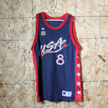 Vintage USA All Stars Scottie Pippen NBA Basketball Jersey Size 48