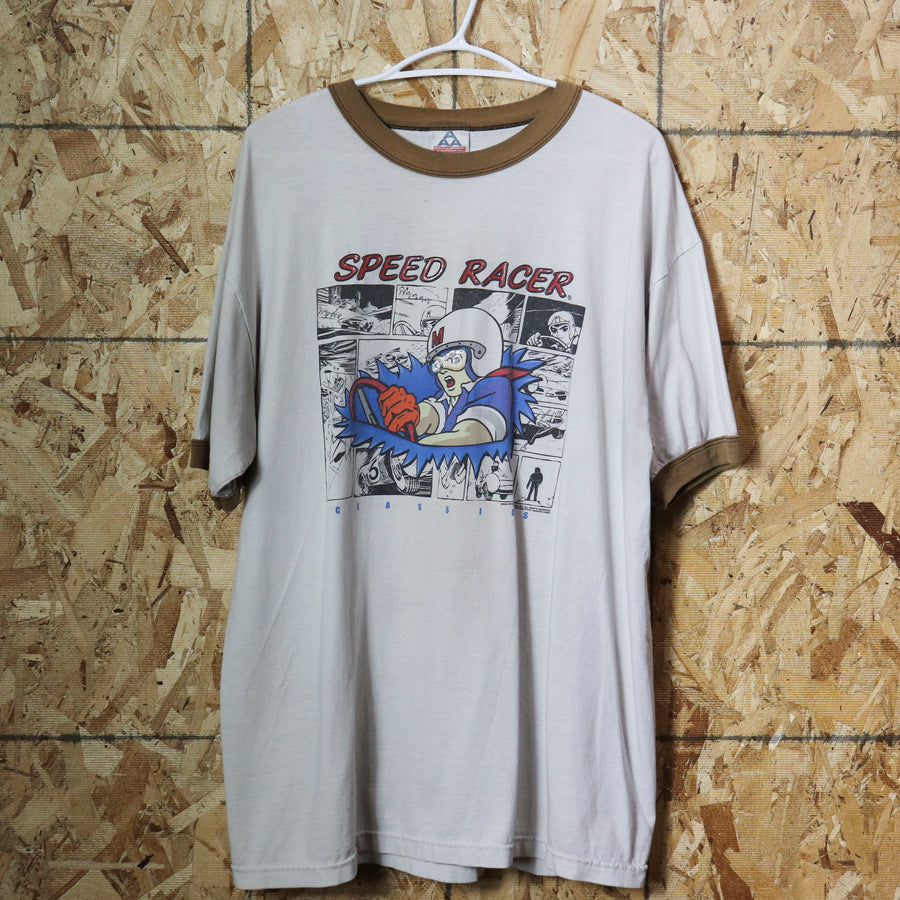 Vintage Speed Racer T-Shirt Size XL
