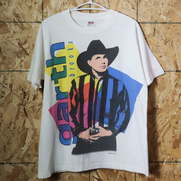 Vintage Garth Brooks Country Music T-Shirt Size L