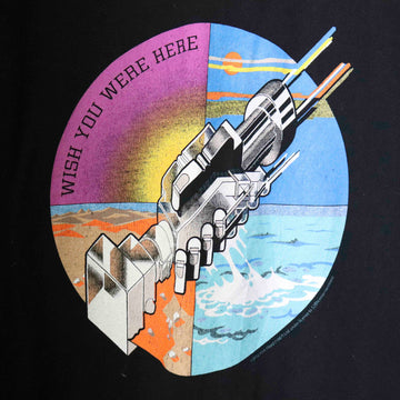 Vintage Pink Floyd Wish You Were Here T-Shirt SZ XL