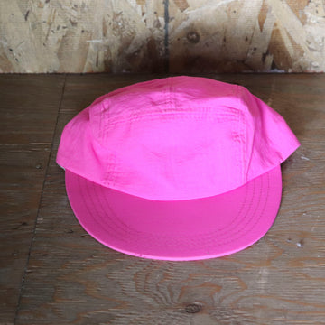 Vintage Hot Pink Long Bill Hat