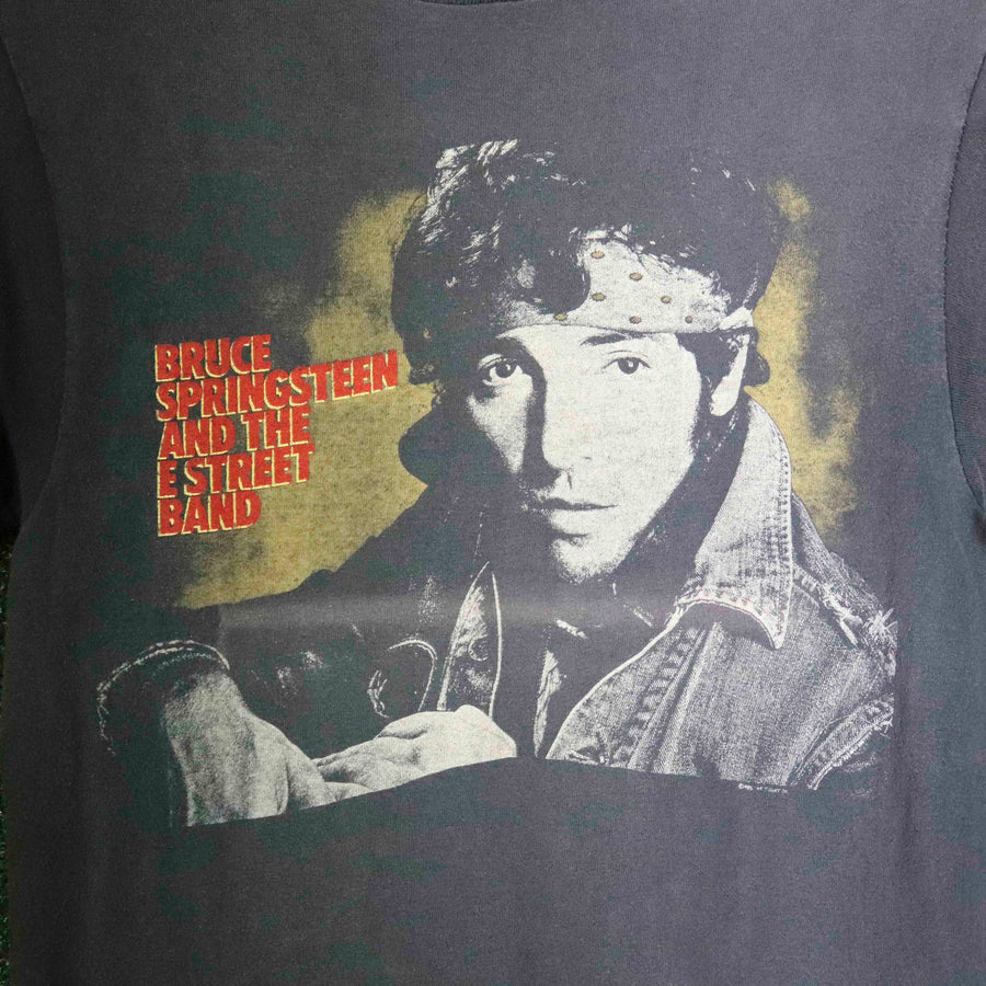 Vintage Bruce Springsteen And The E Street Band World Tour 84-85 T-Shirt SZ M