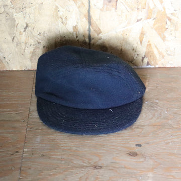 Deadstock Vintage Fleece Navy Hat